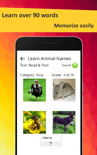 Learn Animals in French