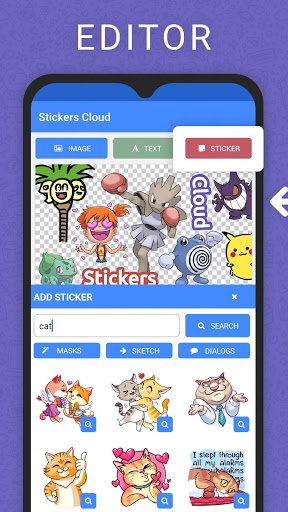 New Stickers for chatting