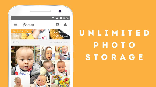 Famm - Baby&Kids Photo Album