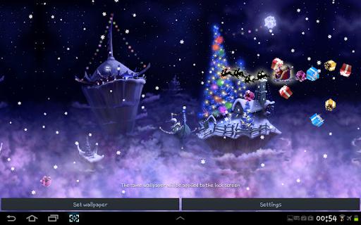 Christmas Snow Fantasy