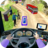 icon Modern Bus Drive Parking 3D 2.0