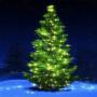 icon Christmas Music Tree
