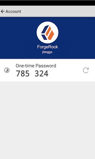 ForgeRock Authenticator