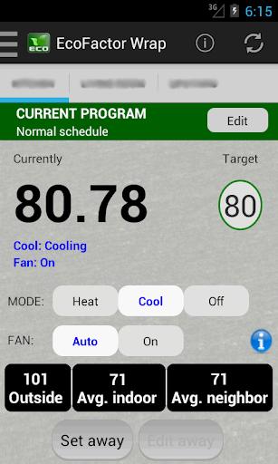 EcoFactor/NV Energy Wrap