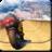 icon Impossible Mega ramp moto bike Rider: Superhero 3D 1.25