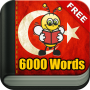icon Learn Turkish Vocabulary - 6,000 Words