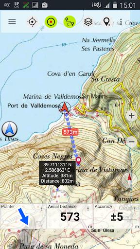 Tenerife Topo Maps