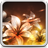 icon Glowing Flowers Live Wallpaper 14.0