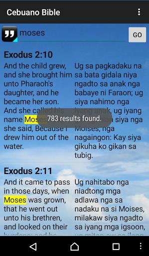 Cebuano King James Bible