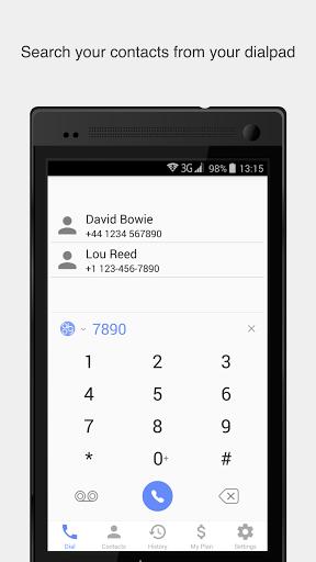 AHOY -- Free Call, Voip, Mobile Exten, IP MVPN
