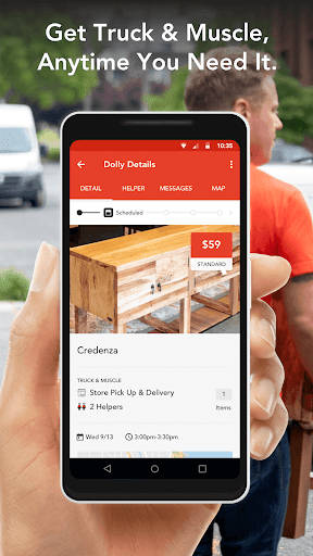 Dolly: Find Movers, Delivery & More On-Demand