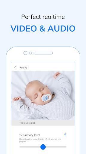 Nancy Baby Monitor: Babysitting & Nanny Camera