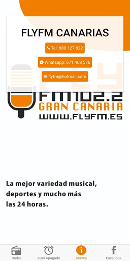 FLYFM CANARY ISLANDS