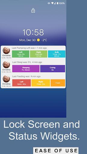 Breastfeeding - Baby Tracker