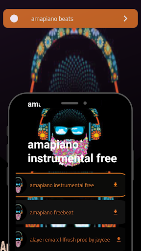 amapiano beats instrumentals