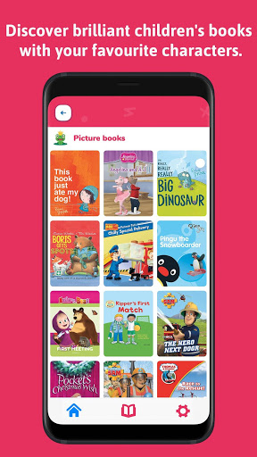 Pickatale: StoryBooks for Kids