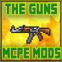 icon Da GUNS mod for mcpe