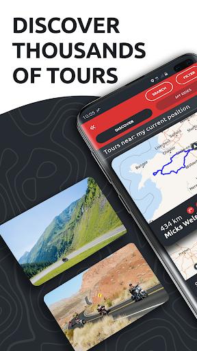 calimoto – Motorcycle GPS Navi