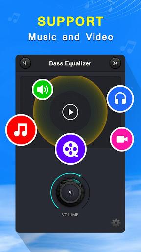 Download Music Equalizer & Bass Booster for LG V30+ - free