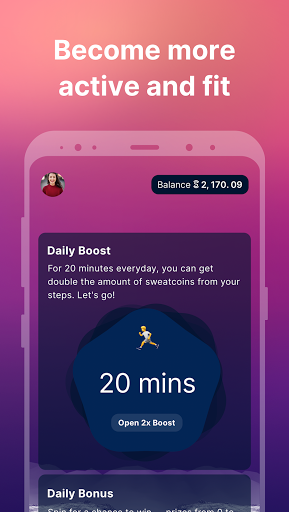 Sweatcoin Pays You To Get Fit