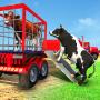 icon Farm Animal Transport Truck