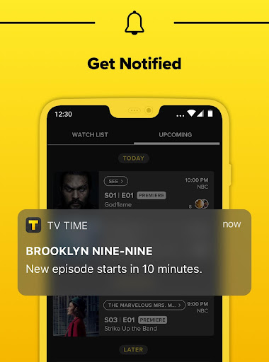 TV Time: TV Show Tracker