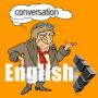 icon English conversation