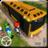 icon Offroad School Bus Driver 3D City Public transport 1.7