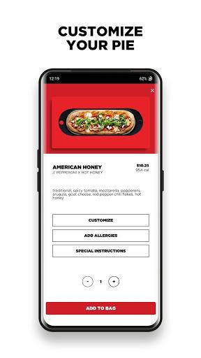 &pizza rewards