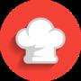 icon com.fullStackApps.cookRecipesBook