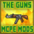 icon Da GUNS mod for mcpe 1.2.9