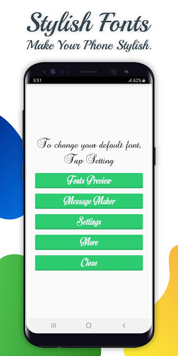 Download Stylish Fonts for Gionee Pioneer P5 mini - free download