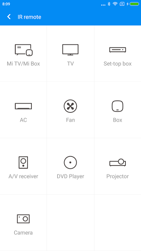 Download Mi Remote controller for TV/AC for Samsung Galaxy J3 Pro