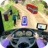 icon Modern Bus Drive Parking 3D 2.5
