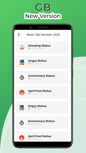 New GB Version 2021