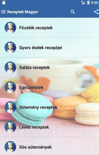 Recipes Hungarian (Offline)