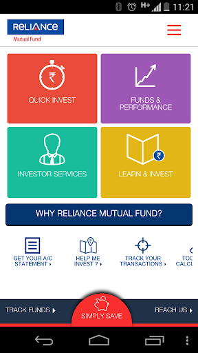 Reliance MutualFund