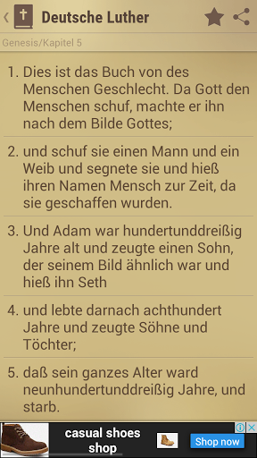 Bible German Luther