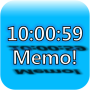 icon Time and Memo