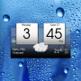 icon Digital clock & world weather