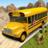 icon Offroad School Bus Driver 3D City Public transport 2.0