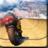 icon Impossible Mega ramp moto bike Rider: Superhero 3D 1.30