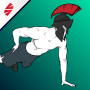 icon MMA Spartan Home Bodyweight Workouts Free