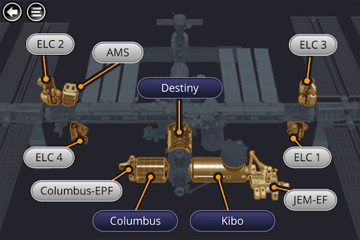 Space Station Research Explorer
