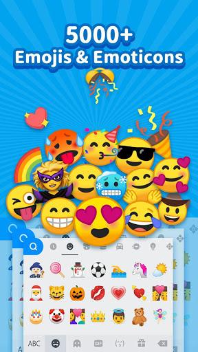 iKeyboard - emoji, emoticons