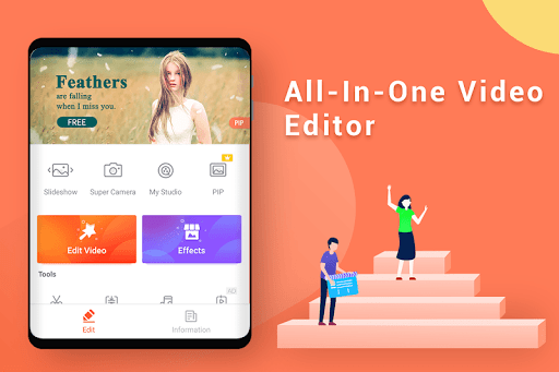 Free Video Editor & Maker with Music - VideoShow