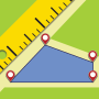 icon Maps Distance Ruler Lite