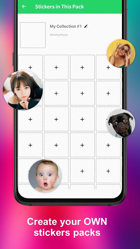 Animated Sticker Maker for WA WAStickerApps