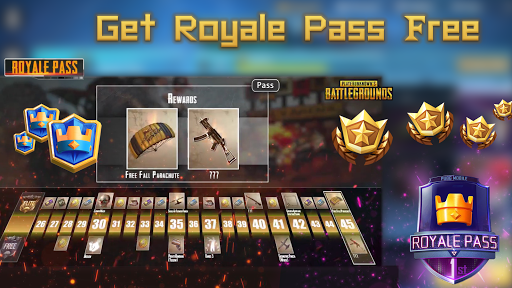 Get UC And Royal Pass For BGMI