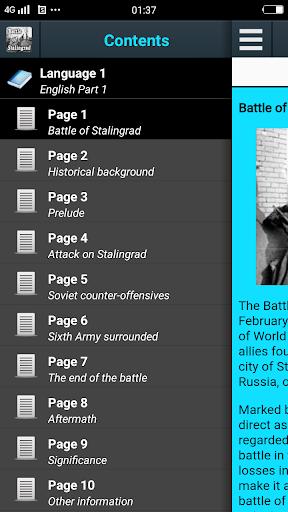 Battle of Stalingrad History